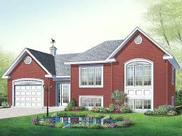 bi level home plans small bi level house plans split level house plan small bi level