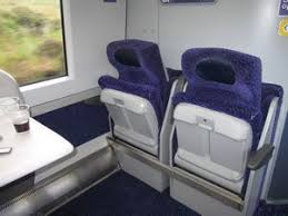 fold up train table wheelchair accessible train travel