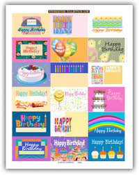 birthday stickers happy birthday stickers stonehouse collection
