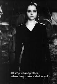 Wednesday Addams Meme - they re creepy and they re kooky the addam s family 13 days of