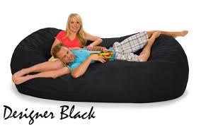black gigantic bean bag collection giant bean bags com