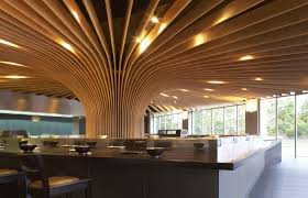 tree restaurant design by koichi takada architects architecture