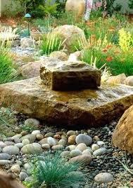 japanese rock garden water feature 4 drop rock fall garden water