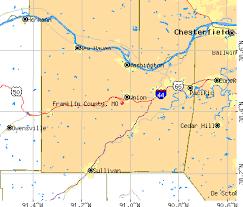 missouri map data franklin county missouri detailed profile houses real estate