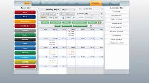 Employee Schedule Calendar Template by Schedule Generator Youtube