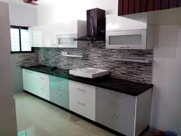 line kitchen designer in pune line kitchen design ideas price