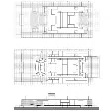 Moma Floor Plan Arquitextos 185 03 Projeto O Projeto De Teatro De Ludwig Mies Van