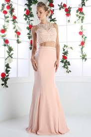 two dress set two set prom dress cdcr750