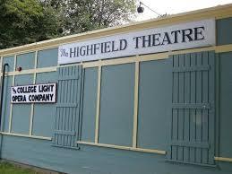 college light opera company college light opera company highfield theatre picture of the