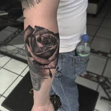 rose tattoo black and grey best tattoo ideas gallery