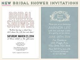 engagement brunch invitations bridal shower details