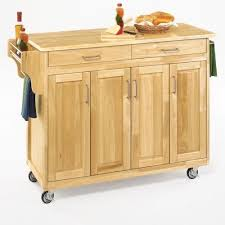 kitchen island wheels butcher block decoraci on interior