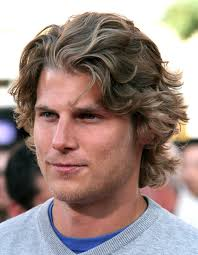 long curly hairstyles men ponytail long hairstyles for men