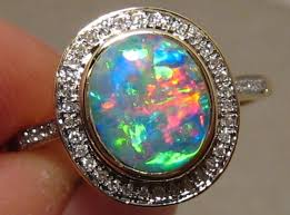 black opal engagement rings vintage opal engagement rings search opals