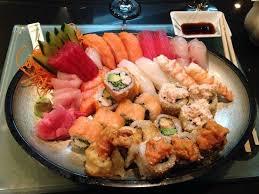 shogun japanese cuisine unlimited sushi platter for one picture of shogun japanese