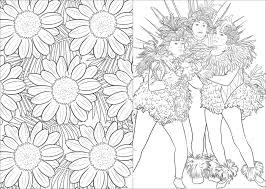 coloring books for teens amazon com art of coloring golden girls 100 images to inspire