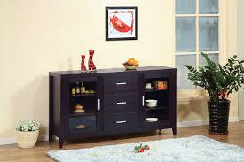 Buffet Furniture Modern by Amazon Com Smart Home Red Cocoa Modern Furniture Fine Dining