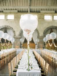 Balloons On Sticks Centerpiece by Cheap Cute Wedding Decoration Ideas A Practical Wedding We U0027re