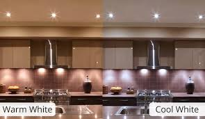 warm white led under cabinet lighting warm white or cool white integral led