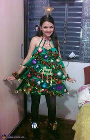christmas costume christmas tree costume inspired by katy perry