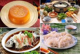 cuisine traditionnelle chinoise 7 plats consommés lors du nouvel an chinois chine informations