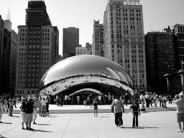 The Bean Chicago Map by Chicago Naper Design Naperville Web Design And Seo