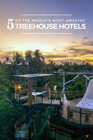 Texas slow travel images The 25 best treehouse hotel ideas amazing tree jpg