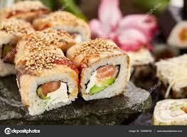 jeu de cuisine sushi jeu de sushi japonais photographie ryzhkov86 142959735