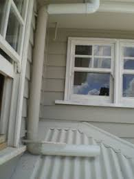 weatherboard cladding bullnose verandah and windspray colorbond