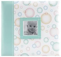Scrapbook Albums 12x12 Baby Scrapbook Album 12x12 Inch Green Bubbles Love Premade Post