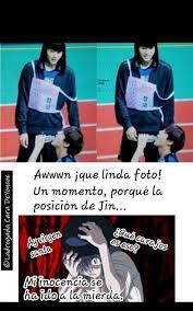 Funny Memes Espaã Ol - resultado de imagen para bts memes español steven pinterest
