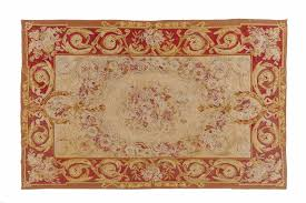 tappeto aubusson tappeto aubusson design floreale 180x120