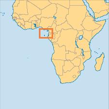 map of sao tome sao tomé principe operation world