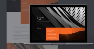 architecture layout design psd trans free psd website template