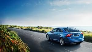 teal blue car s60 volvo cars