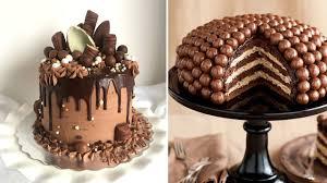 Amazing Chocolate Cake Decorating Videos ☆ Cake Style 2017