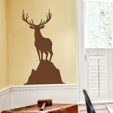 wall ideas image of cabin wall decor moose skull wall decor