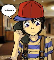 Homesick Game by Earthbound Homesick By Traptastic On Deviantart
