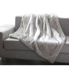 fur throws for sofas faux fur throw blankets you ll love wayfair