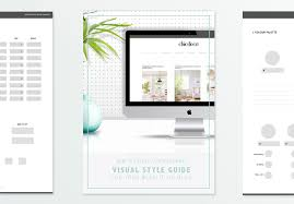 how to create a brand style guide for your website or blog