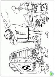 colouring pages despicable 2 printable despicable