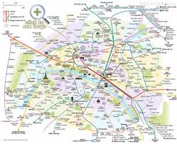 New Orleans Hotel Map by Map Of Paris Subway New Zone