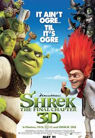 Shrek 4 (2010) [Latino]
