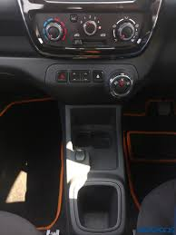 renault kwid interior seat renault kwid easy r amt review thrifty automation motoroids