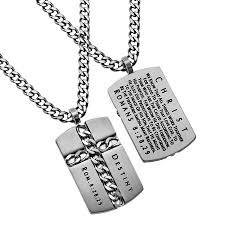 man necklace chain images Man of god cross chain necklace silver armour in truth jpg