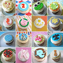 Cake Decorations Store 40 Best Cupcakes Images On Pinterest Fondant Cupcake Toppers