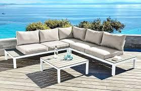 canape angle exterieur canape d angle exterieur achat vente pas cher salon de jardin
