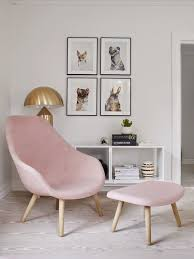 Comfortable Chairs For Living Room by Excellent Contemporary Living Room With Pink Decor And Pictures Of
