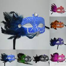 buy masquerade masks 2016 eye venetian masquerade masks carnaval feather