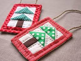 Ideas For Quilted Christmas Gifts by The 100 Best Images About Christmas Gifts On Pinterest Quilt Art